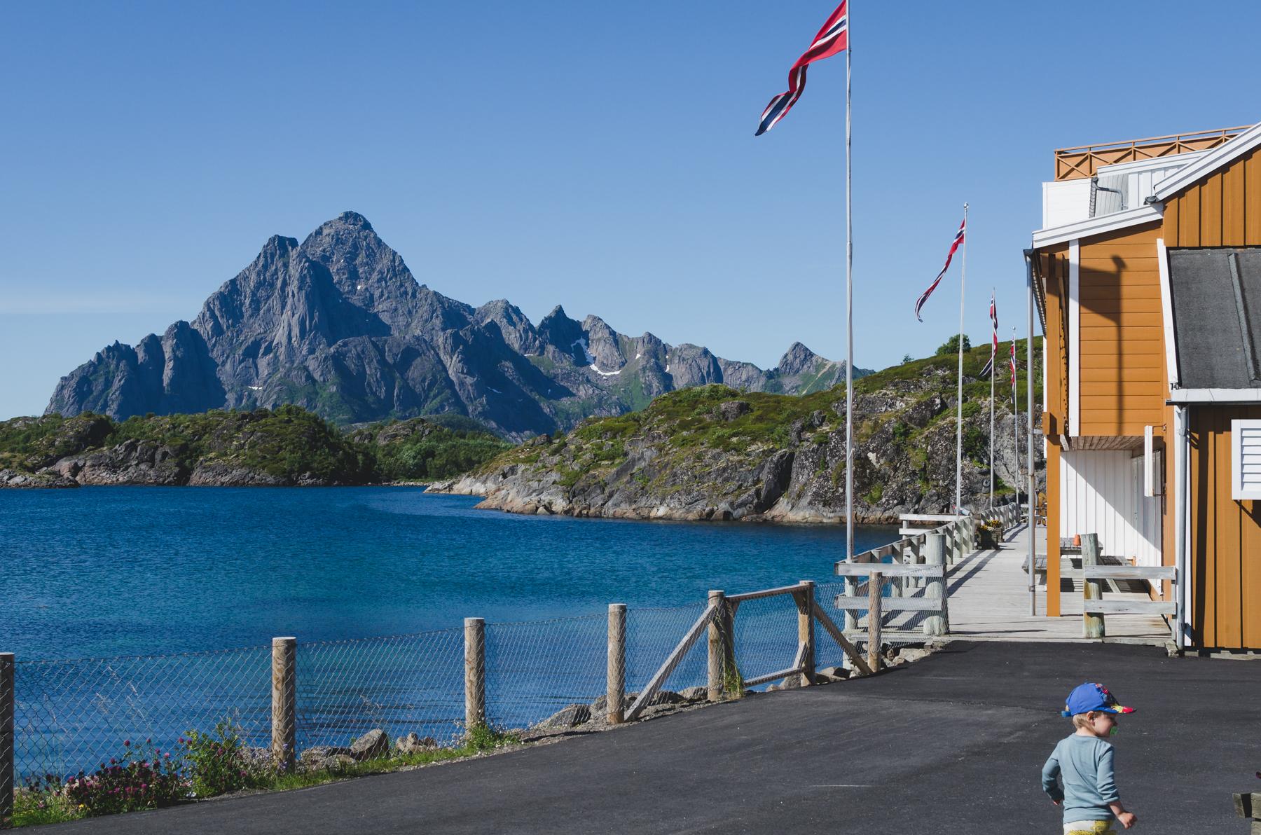 Nyågar rorbuhotell Lofoten - Amanda Matti © explorealittlemore.se